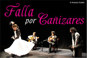 Espectaculo Falla por Cañizares