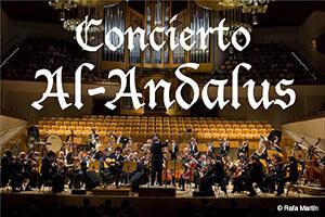 Cañizares Concierto Al-Andalus