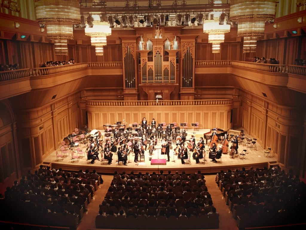 Canizares with Nagoya Philharmonic Orchestra