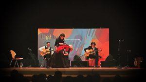 Canizares Flamenco Quartet in Liechtenstein