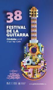 Cordoba Guitar Festival Poster