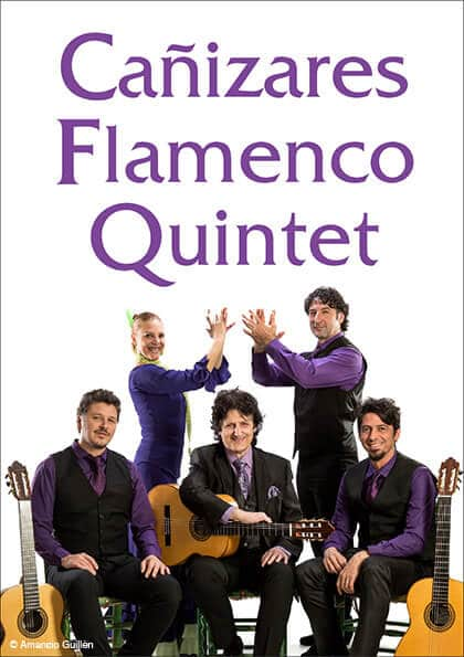 Cañizares Flamenco Quintet Espectáculo