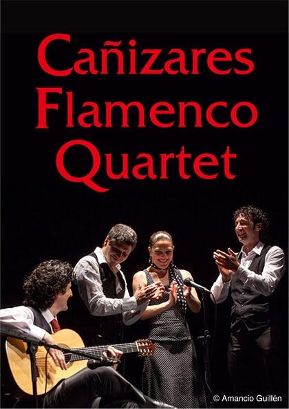 Cañizares Flamenco Quartet Espectáculo