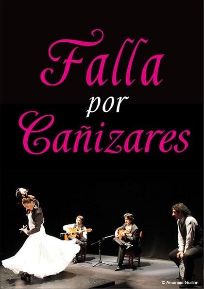 Espectáculo Falla por Cañizares