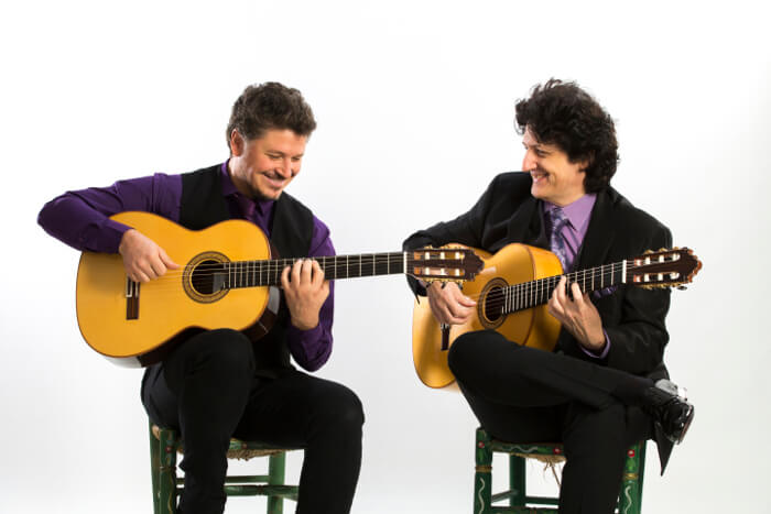 Canizares Guitar Solo Duo Flamenco