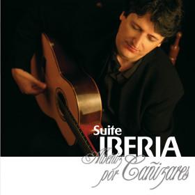 CD Suite Iberia de Albéniz por Cañizares guitarrista
