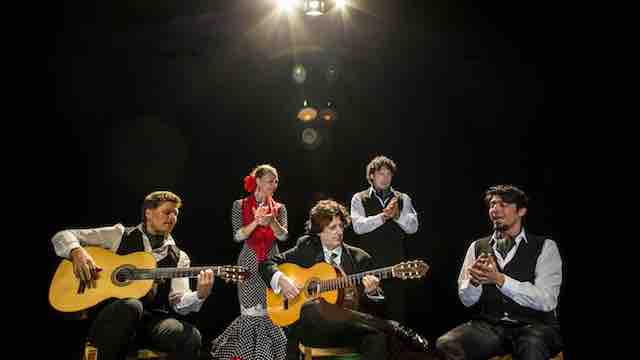 Cañizares Flamenco Quintet en Concierto