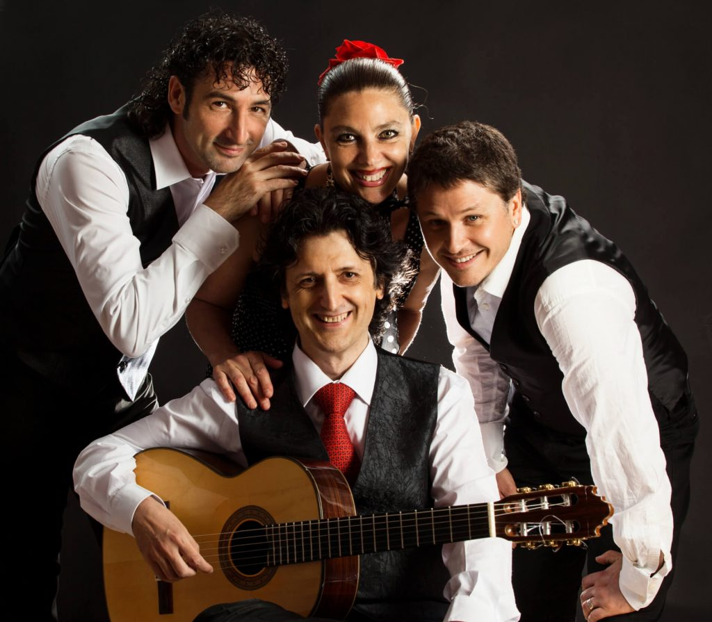 Canizares-Flamenco-Quartet