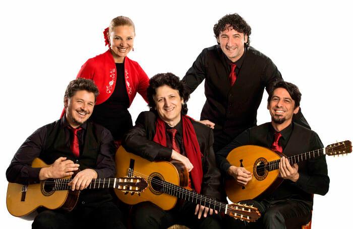 Canizares Flamenco Quintet