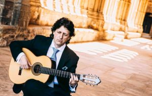 Fiest Concert of Canizares in Lituania