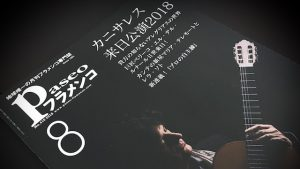 Magazine Paseo Flamenco cover