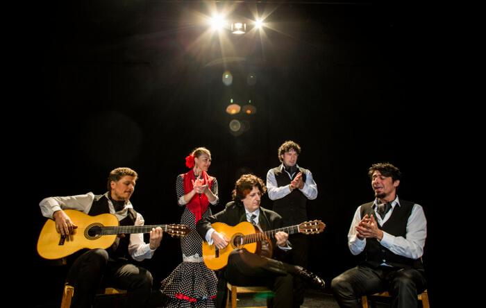 Espectaculo Flamenco Cañizares Quintet