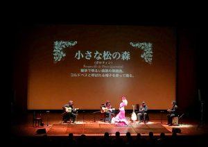 FLAMENCO DANCE IN MIYAGI