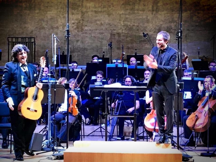 Concierto de Aranjuez con el Maestro Josep Vicent