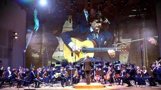 concierto Cañizares en ADDA