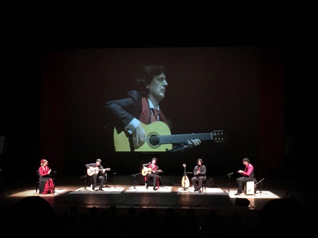 Gira de Cañizares Flamenco Quintet en Japón