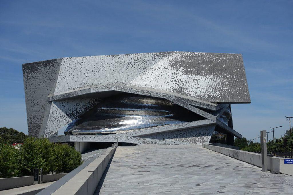 Concierto Al-Andalus en el Philharmonie de París
