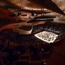 Lleno Total en el Philharmonie de París, Francia