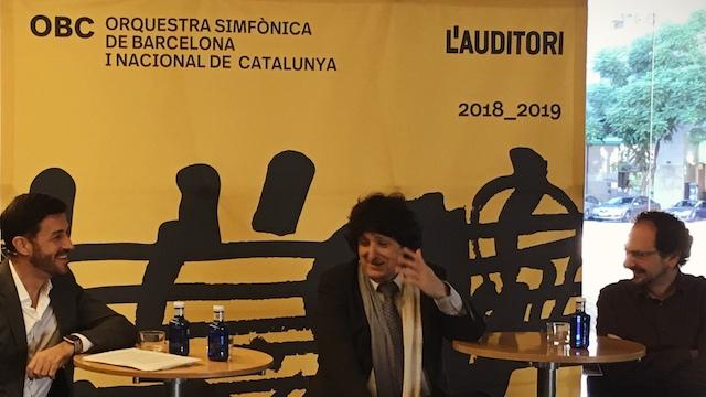 Rueda de Prensa Concierto Mediterráneo