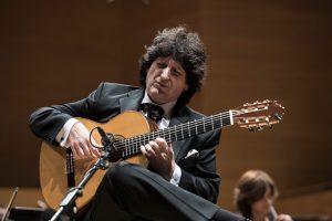 Guitarra solista Cañizares - Concierto Mediterráneo