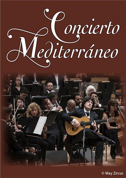 Concierto Mediterráneo a la memoria de Joaquín Rodrigo compuesto por Cañizares