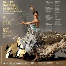 スペイン国立バレエ団とカニサレス