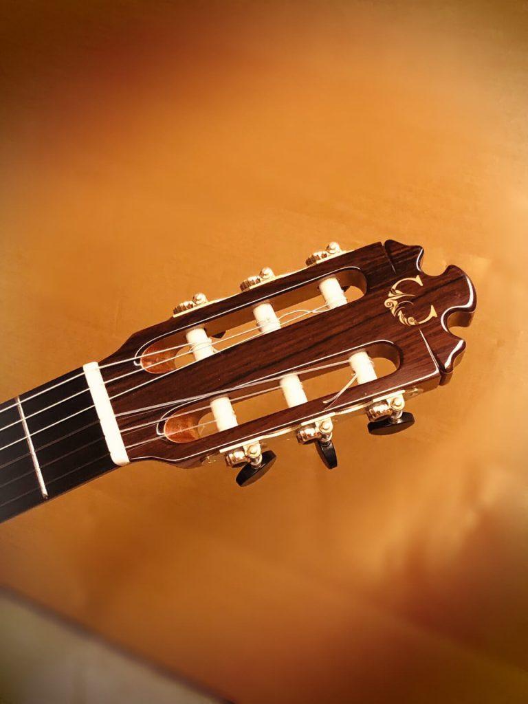 Cabeza guitarra Modelo Cañizares