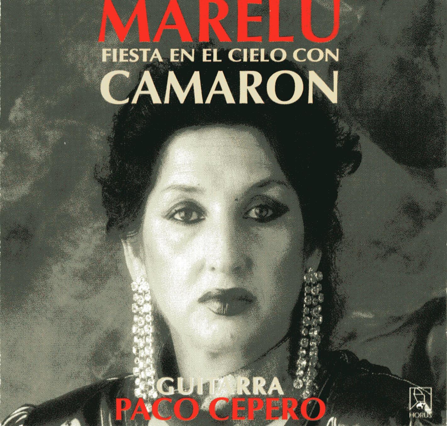 MARELU | FIESTA EN EL CIELO CON CAMARÓN