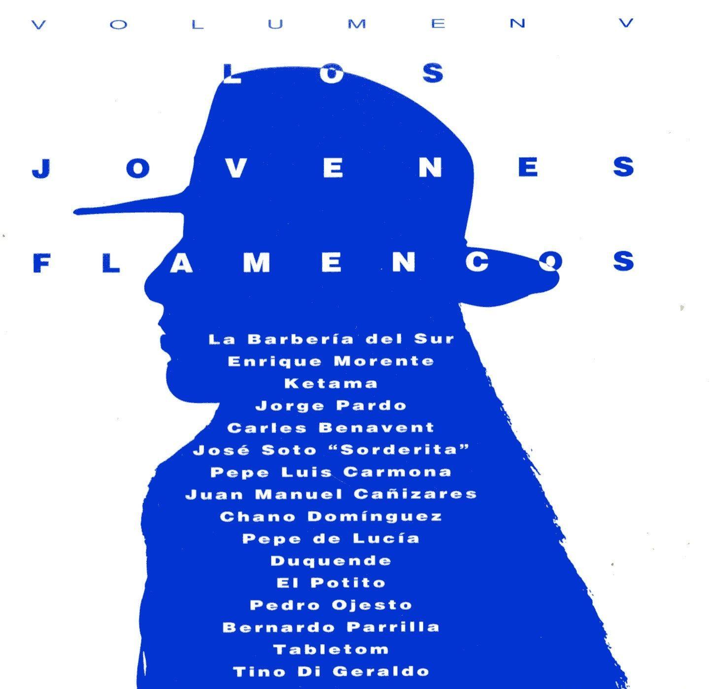DISCO RECOPILATORIO JOVENES FLAMENCOS V
