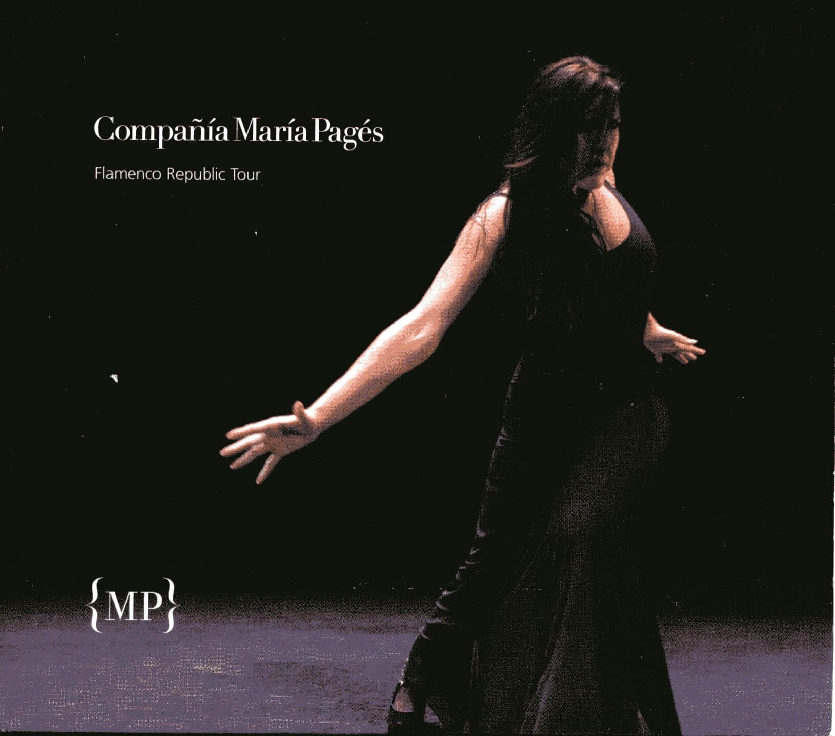 COMPAÑÍA MARÍA PAGÉS | FLAMENCO REPUBLIC TOUR