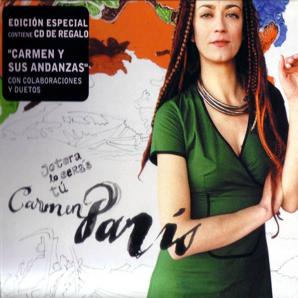 CARMEN PARÍS | LA JOTERA LO SERÁS TÚ