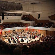 Conciertos de año nuevo con la Orquesta Filarmónica de Dresden