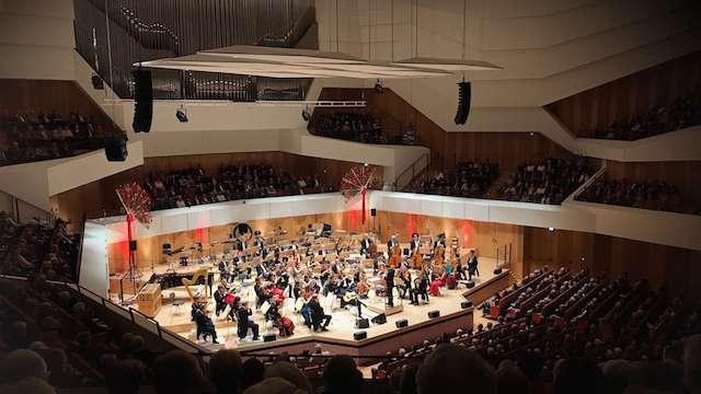 Cañizares concierto Fin de Año en Dresden