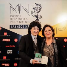 Cañizares wins the MIN award for Best Flamenco Album 2019