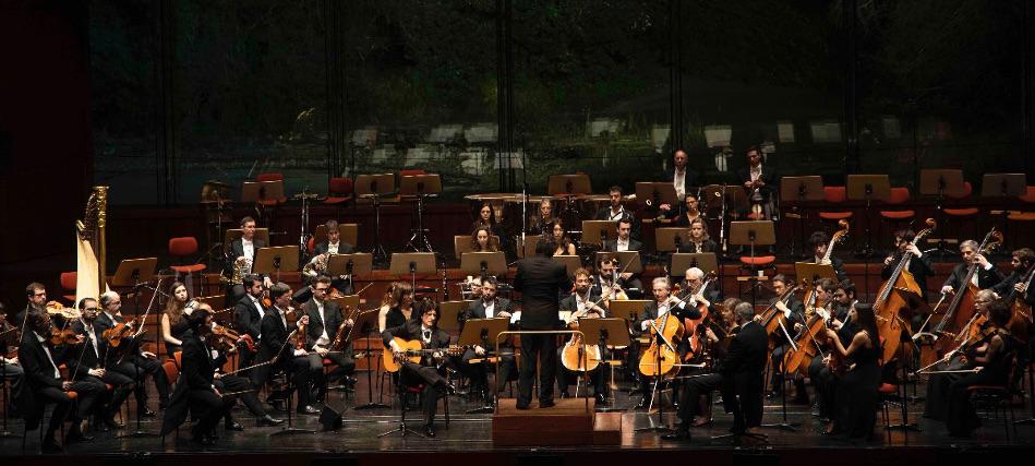 Orquesta Gulbenkian dirigida por el Maestro Giancarlo Guerrero