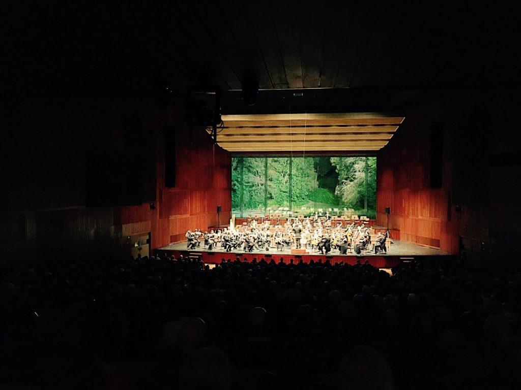 Grande Auditorio de Gulbenkian, Lisboa