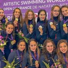 Spanish National Team of Artistic Swimming