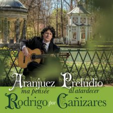 "New album ""Rodrigo por Cañizares"" unpublished work by Rodrigo"