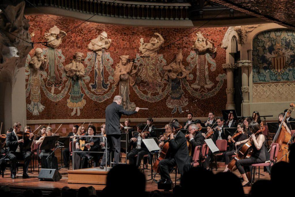 Cañizares en el Palau de la Música Catalana
