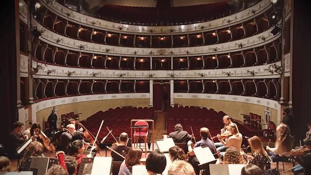 Cañizares concierto de Aranjuez en Italia