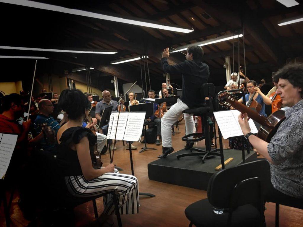 Cañizares guitarra con la Orquesta de Córdoba