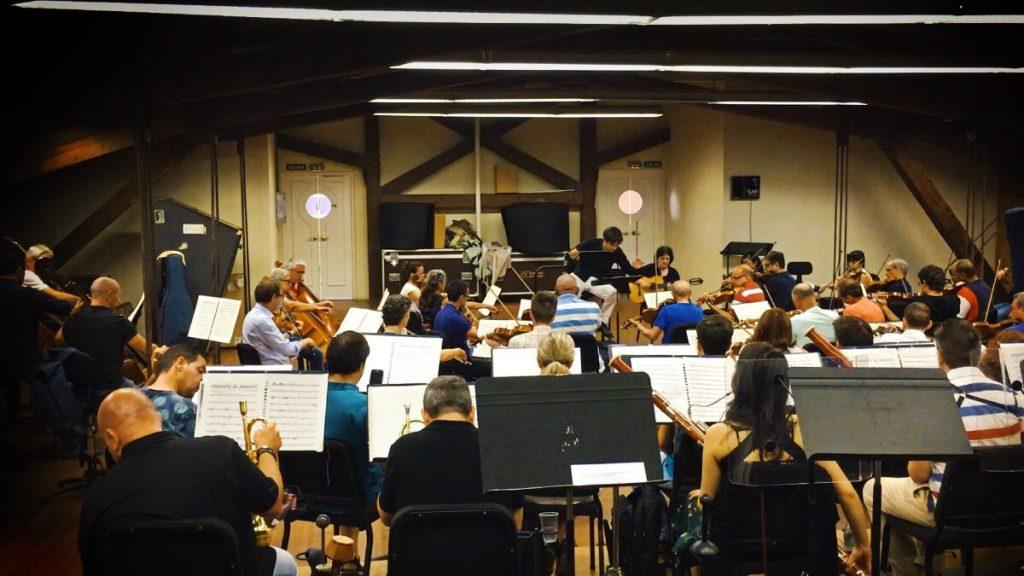 Concierto de Aranjuez Cañizares y la Orquesta de Córdoba