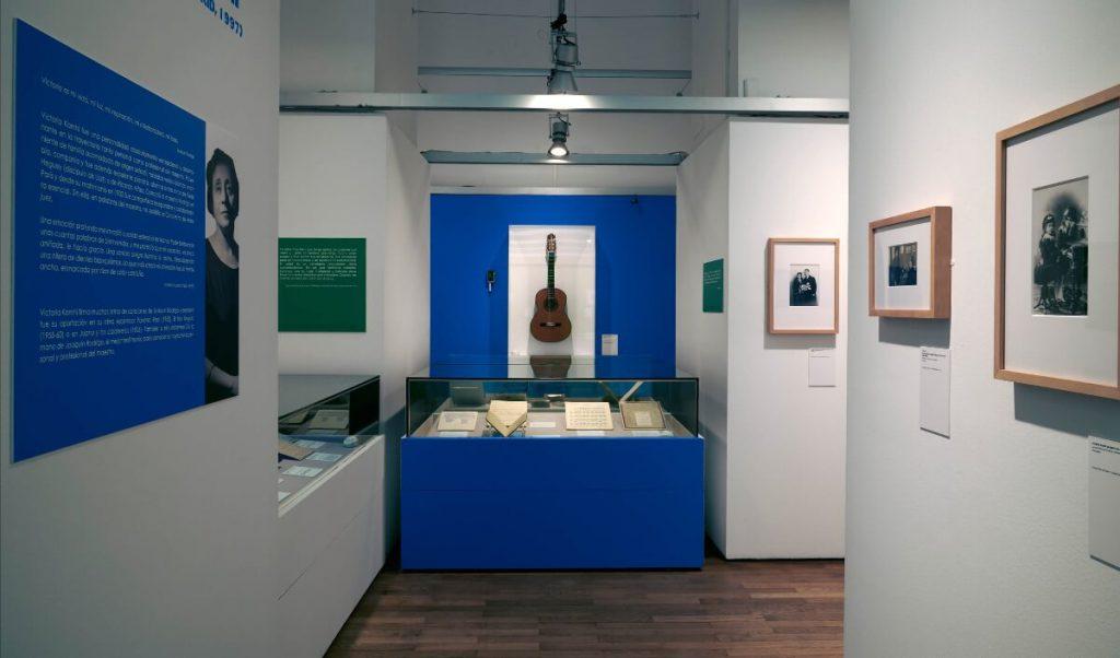 La exposición dedicada al Maestro Rodrigo