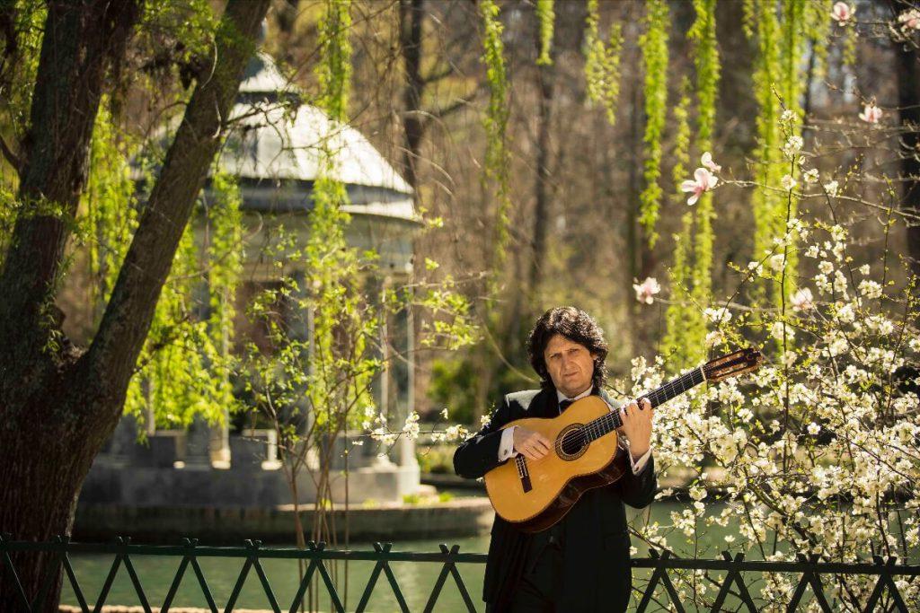 Cañizares nuevo disco homenaje Joaquín Rodrigo