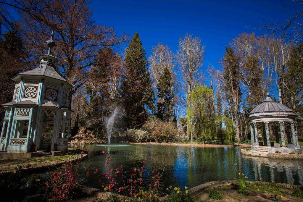 Jardines Príncipe de Aranjuez