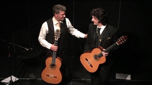 Concierto en Montenegro - Dúo de Guitarra