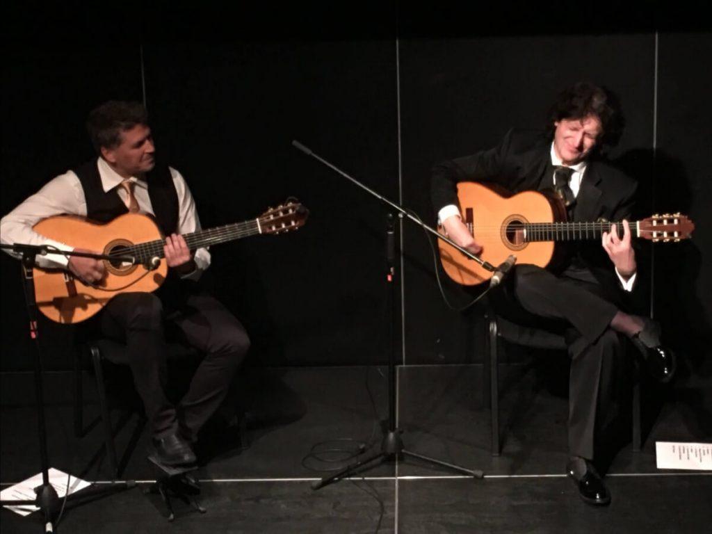 Duo Guitarra Cañizares concierto