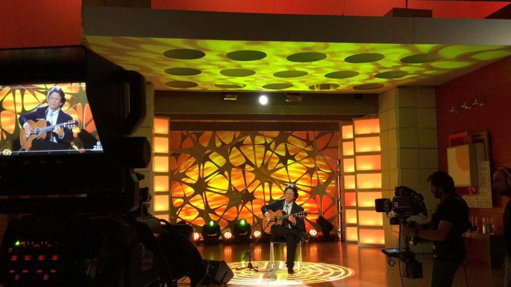 Actuación Cañizares Canal Sur TV