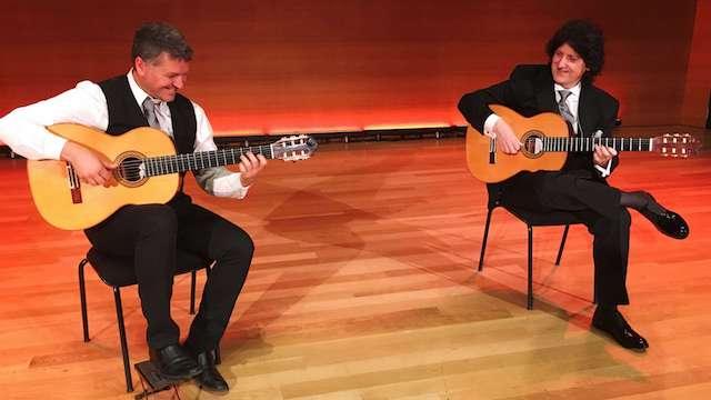 Concierto guitarra Cañizares Alicante