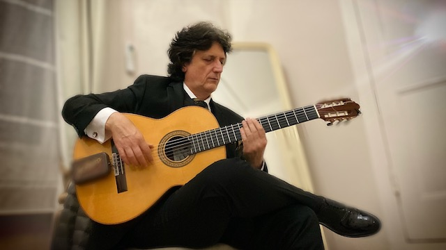 Concierto guitarra Cañizares en Gibraltar